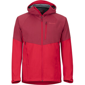 Marmot ROM Jacket Herren brick/team red